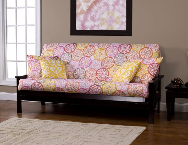 Siscovers Studio Zipper Futon Cover Full Olivia