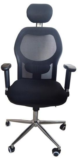 Office chair black By Mesh GL-104