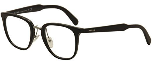3885b0139e Prada Wayfarer Glass Frame for Men - Black Price in Saudi Arabia ...