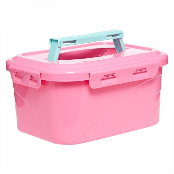 Lux Storage Box with Handle