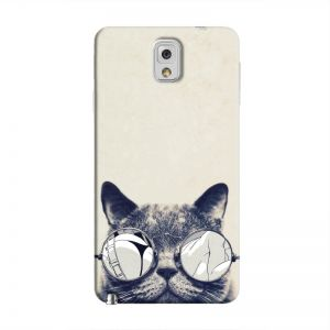 c46278bc39 Cover It Up Cool Cat Hard Case For Samsung Galaxy Note 3