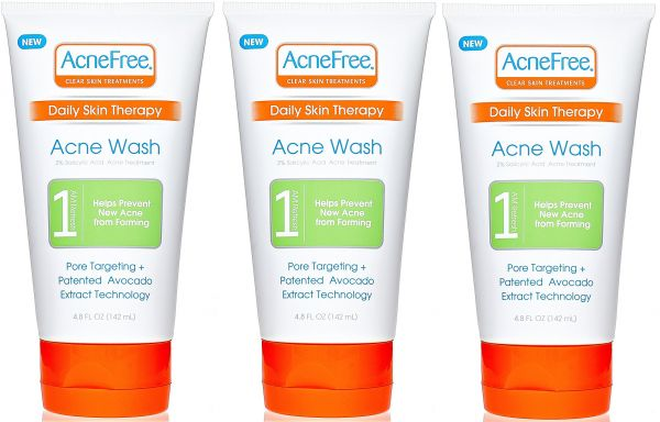 Refuse. can acne facial wash think