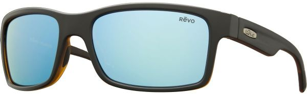 7c04eb5aca Revo Crawler RE 1027 01 BL Polarized Rectangular Sunglasses