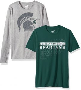 ad81bae20 NCAA Michigan State Spartans Youth Boys