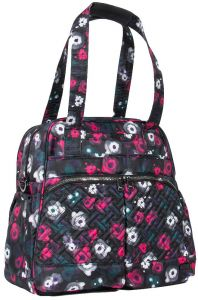 660a353b4d88 Lug Women s Bumper Overnight Gym Duffel Bag