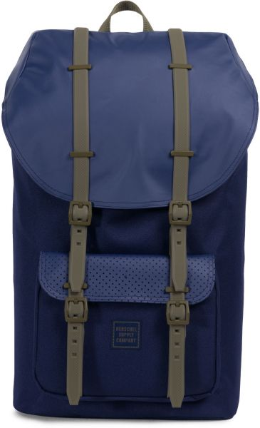 7269afaf0702 Herschel 10014-01829-OS Little America Sport   Outdoor Backpack ...