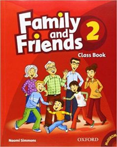 Family And Friends 2 Class Book MultiROM Pack