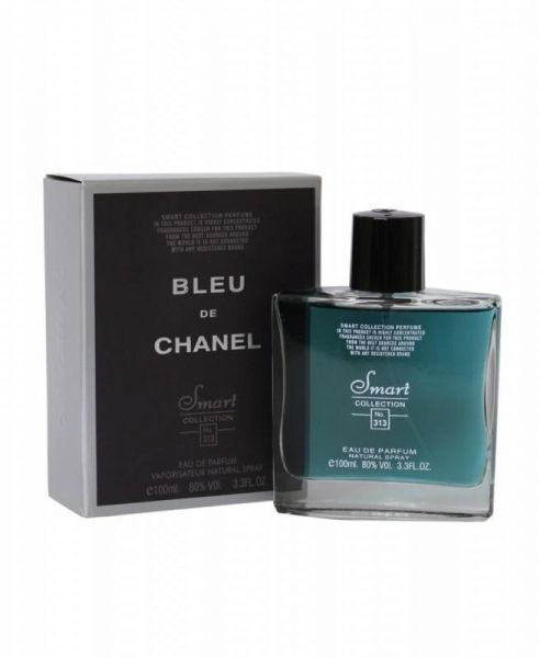 Smart Collection Bleu De Chanel For Men 100ml Eau De Parfum Souq
