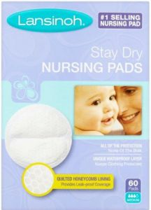 a9a13fc23cc3c Sale on 4 pack lansinoh nursing pads stay dry 60 each