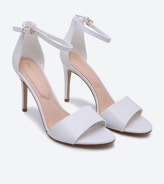 ce75a8a8fcfb Aldo Fiolla Heel Sandals for Women - White