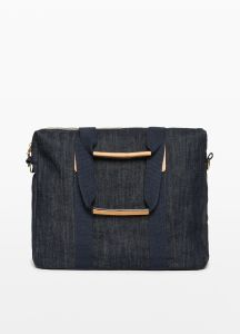 OVS 174242 Messenger Bag for Men - Dark Denim Blue 2fa863a471f9f