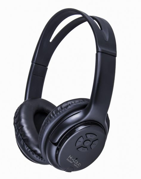 X Loud H100 Bluetooth Headset With Mic Black Price In Egypt Souq Egypt Kanbkam