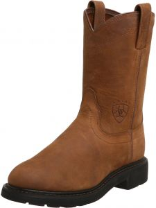affordable price more photos pretty nice Ariat Men's Sierra Work Boot, Aged Bark, 7.5 EE US