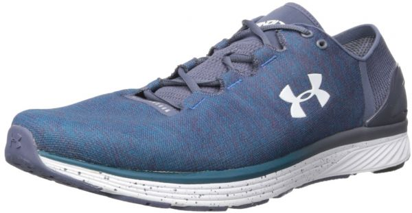 f5cfc89cc3 Under Armour Men's Charged Bandit 3 Running Shoes, Bayou Blue/Apollo ...