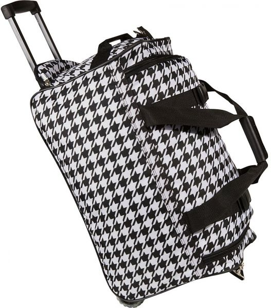 Rockland Luggage Rolling 22 Inch Duffle Bag 5709938fc8bee