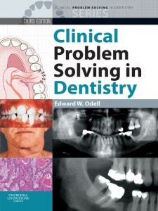 Clinical Problem Solving in Dentistry by Edward - Paperback