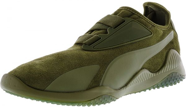 a7be9e4e880 Puma Mostro Hypernature Running Shoes for Men - Olive Green