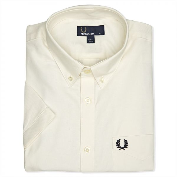 ca22b6418 Fred Perry Shirt for Men - Snow White Price in Saudi Arabia