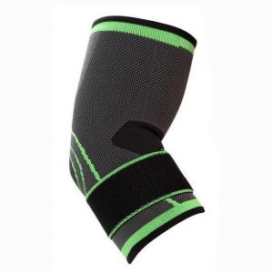 75a80de2bd elbow Brace Compression Support Sleeve with Adjustable Strap for  Tendonitis, Tennis elbow, Golfer's elbow, Arthritis, Basketball, Baseball,  Football, Golf, ...