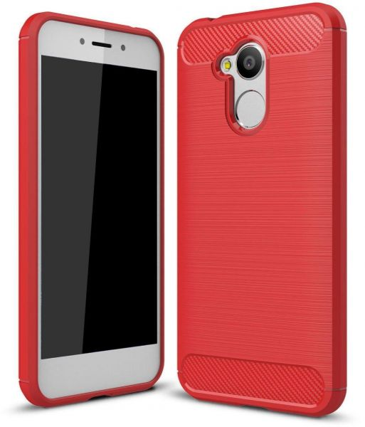 check out a5505 8c148 Huawei Honor 5C Pro case, Anti-Scratch Resistant Soft TPU Case Cover for  Honor 5C Pro/ Huawei Honor 6A, Red