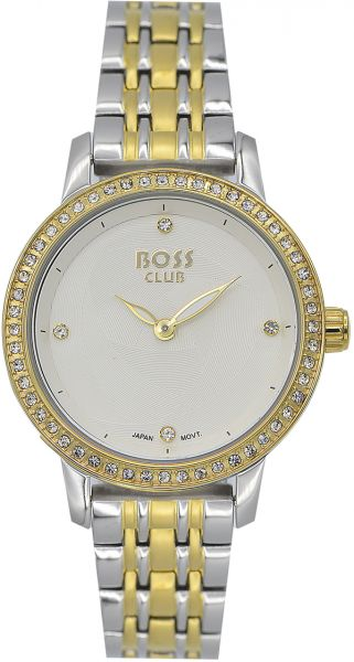 95b990b3e BOSS CLUB Casual Watch For Women Analog Stainless Steel - 6-2331-8314-613.  by BOSS CLUB, Watches - Be the first to rate this product