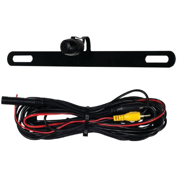 iBeam TE-BPC Universal Top of License Plate Frame Backup Camera ...