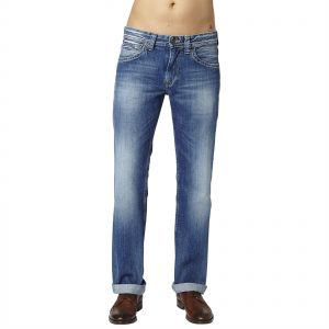 a63de3b30c Pepe Jeans Straight Jeans for Men - Blue