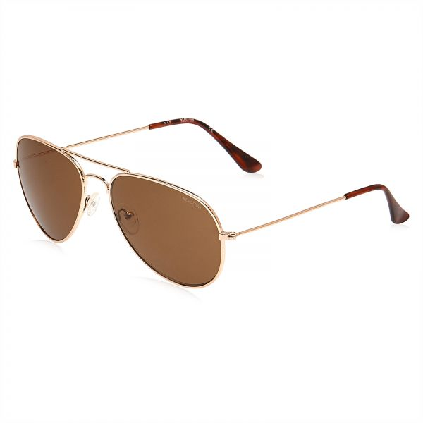 6ac2ca04ad Kenneth Cole Unisex Aviator Sunglasses - 1288 32E - 58-17-140 mm ...