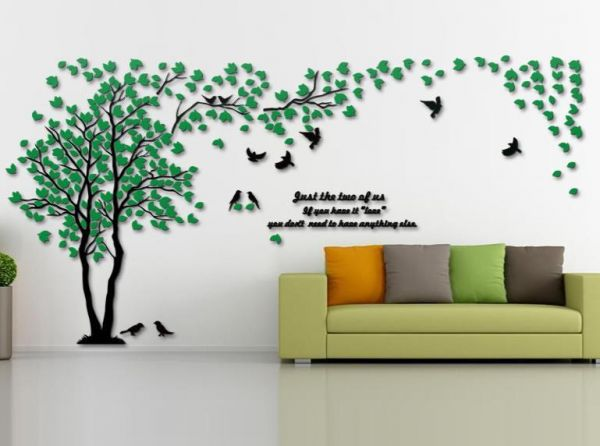 Wall Decals Trees Diy Stickers