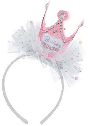 215b53303c4 Buy Amscan Birthday Princess Crown Headband in UAE