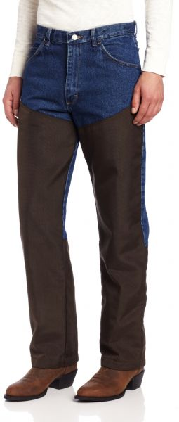 4f0b3f77 ProGear by Wrangler Men's Upland Jean, Relaxed Fit, Antique Navy ...