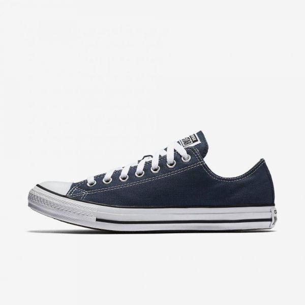 3d6748f1a140 Converse Navy Blue Fashion Sneakers For Unisex