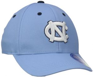 the best attitude e8925 242b7 North Carolina Tar Heels - Rookie NCAA Collegiate Hat Memory Fit - Youth,  One Size Fits Most