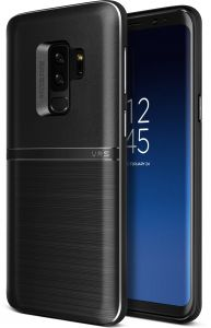 VRS Design Samsung Galaxy S9 PLUS Single Fit cover / case - Black S9+