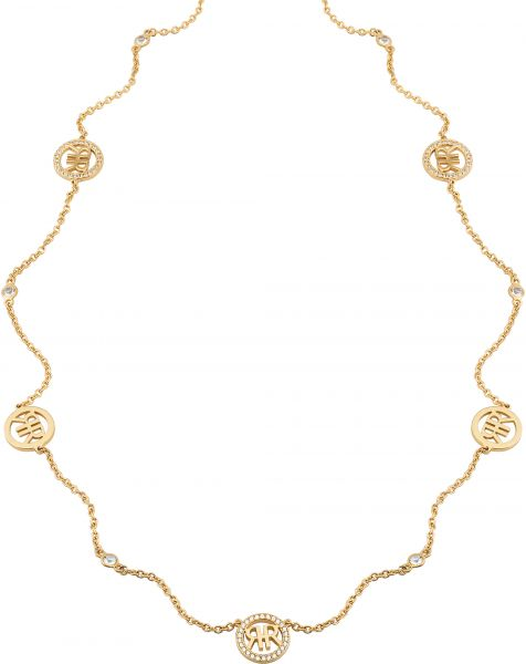 d7497287b3 Cerruti 1881 Women's Gold Plated Stainless Steel Chains Necklace ...