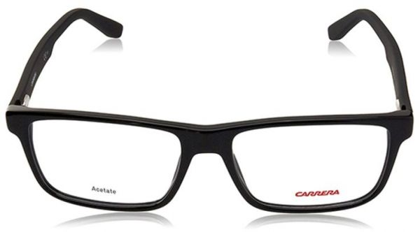 0d51cb452302e Carrera Glasses Frame Rectangle For Men - Black