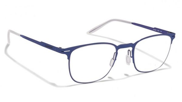 edf0cfe1e919d Carrera Glasses Frame Half Frame For Men - Blue