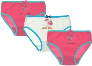 4392e24b1a Carina Set Of 3 Pieces Brief Underwears For Girls - Multi Color