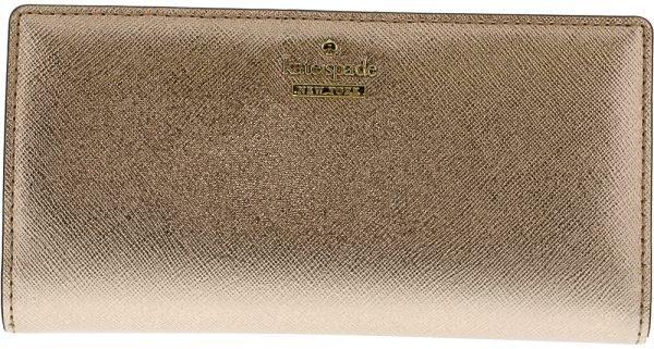 5379efb357 Kate Spade Cameron Street Stacy Bifold Wallet for Women.