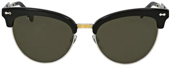e5e1093ad6246 Gucci Cat Eye Sunglasses For Women - Black