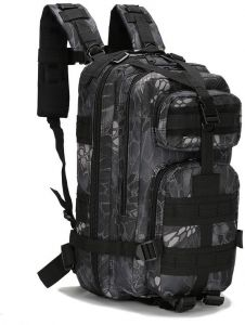 Multifunction Military Rucksack Outdoor Tactical Backpack Travel Camping  Hiking Sports Bag ACU 6682fa6810153