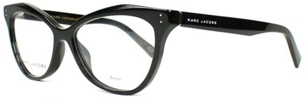 0c39978dfc Marc Jacobs Glasses Frame Cat Eye For Women - Black