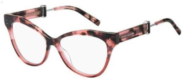 05c82198f3 Marc Jacobs Glasses Frame Cat Eye For Women - Pink   Black