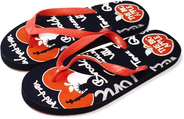 9fad01f47e418 chatties womens casual pink rubber flip flops slippers tiger print ...