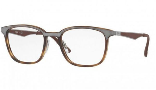 39d3266d0d3 Ray -Ban Square Glasses Frame For Unisex - Brown
