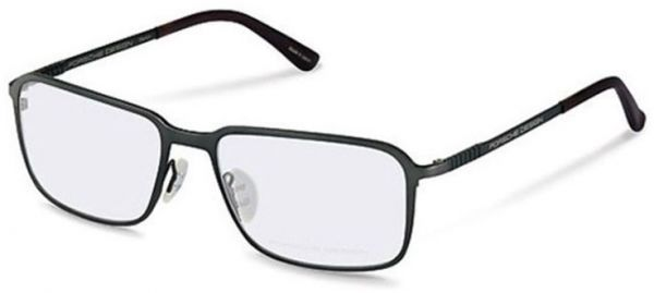 01049555cbca Porsche Design Square Glass Frame for Men - Black Price in Saudi ...