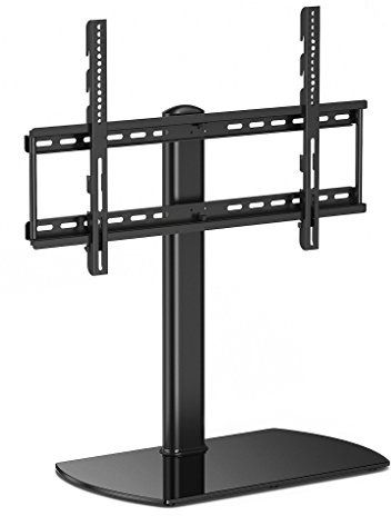 Fitueyes Universal Tabletop Tv Stand Fit 32 To 65 Inch Tvs With