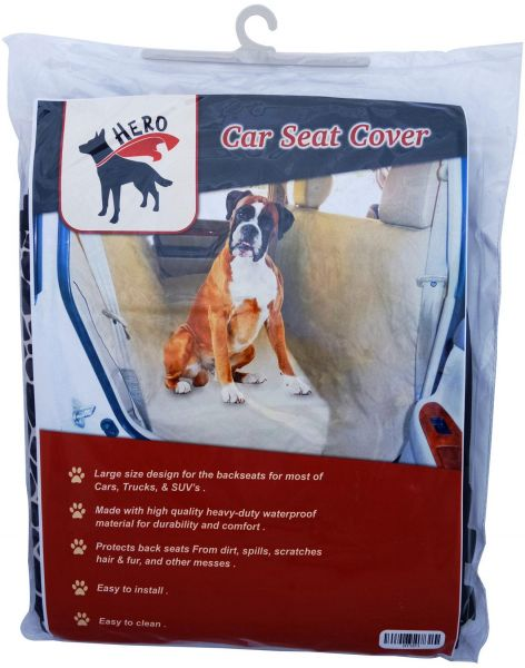 Tremendous Dog Car Seat Cover From Hero Onthecornerstone Fun Painted Chair Ideas Images Onthecornerstoneorg