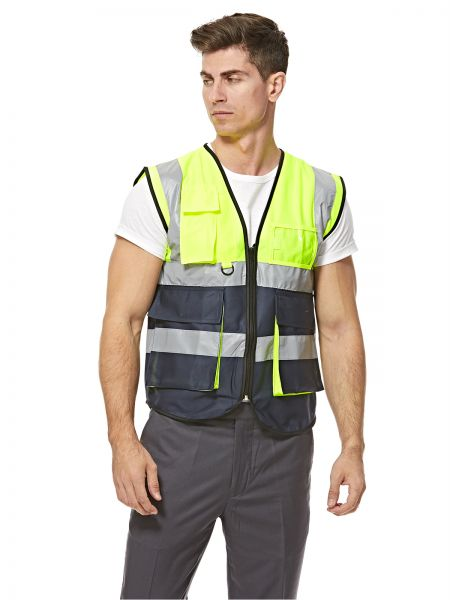 Brave Reflective Safety Vest With Led Signals Reflective Safety Vest With Led Signals Bicycle Accessories