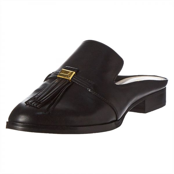 edc37ea1706f Nine West Black Mule Slipper For Women